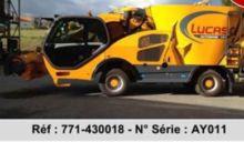 2011 Lucas Autospire 120 Bargai