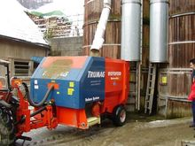 Wenger Rotofeed Mixer feeders