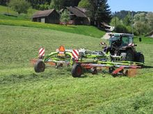 Claas LINER 2700 Double swather
