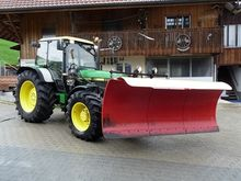 Erismann 28 213 Snow plow Schnn