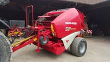 Used Welger RP 420 V