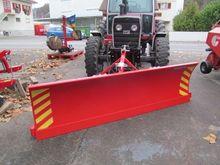 2014 2.8m Snow plow exhibition