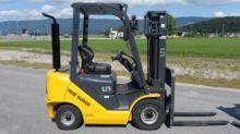AEBI SUISSE UN Forklift 18 Fork
