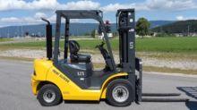 2013 AEBI SUISSE UN Forklift 25