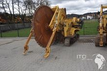 Vermeer T600 Digging machine