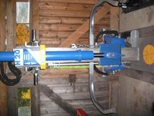 Binderberger H 20 wood splitter