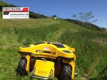 2013 Spider Mini Meadow mower,