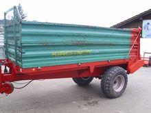 1996 Kirchner T2060 Mist spread