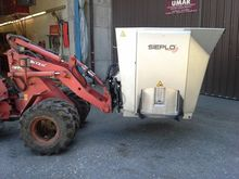 2015 Sieplo MB 1300 feed mixer