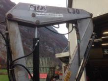 Hiab 030 Crane crane full hydra