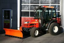 2005 Iseki TH 4260 FH Tractor w