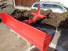 Zaugg G7-220 snow plow