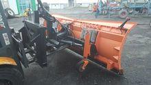 2007 Pronar PU3300 snow plow