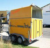 Daltec 2-places Horse transport