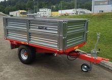 New Single axle tipp