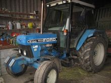 1991 Ford 4130 Turbo tractor