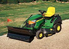 New John Deere X155R