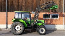 1987 Deutz DX 3.60 tractor