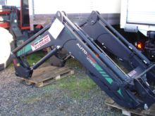 2012 Hydrac AL 2500 Front loade