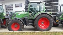 Fendt 313 Vario S4 Demonstratio