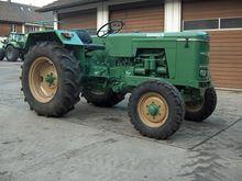 1975 Bührer OP 17 tractor