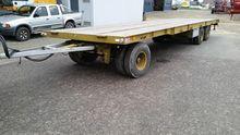 Goldhofer Jumbo trailer