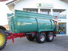 Used 2015 Farmtech D