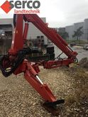 Loma LMP 8500 Wooden crane with