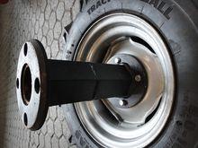 Rapid 5x10 Double wheel and fla