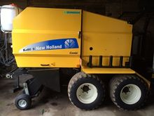 2010 New Holland RB 6090 Combi
