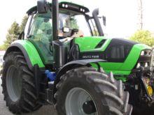 Deutz-Fahr RENT-Tractors-DEUTZ