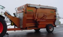 2007 Comag TW 12 Feed mixers