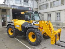 2015 JCB 531-70 Agri Super Tele