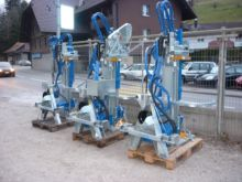 Binderberger Log splitters