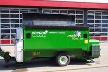 2015 Keenan M300 12m3 Mixer fee