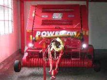 Mascar Round baler pressPower C