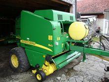 2005 John Deere 578 Maxicut Göw