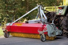 2014 Westermann WE 2300 sweeper