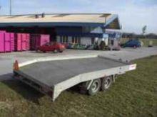 1989 Wiederkehr 40-TD-6 trailer
