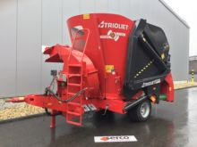 2005 Triolet Triomix 1200 Feed