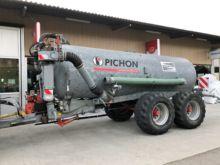 2006 Pichon TCI 12600 Citerne à