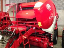 2012 Lely Tornado RPC 445 Press