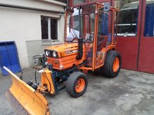 1989 Kubota B7200 HST