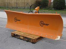 2015 Hauer HS-2800 snow plow