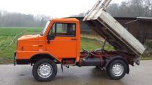 1997 Bremach TGR 35 4x4