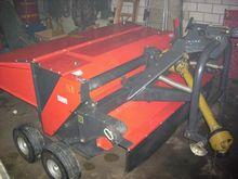 Vicon TK 300 Tandem rear loader