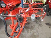 Kuhn GA 6632 Double rake pulled