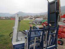 Tajfun RCA 320 firewood process