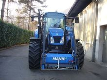 2015 New Holland T5 - 115