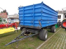 1995 Mengele MZDK 8 Two - axle
